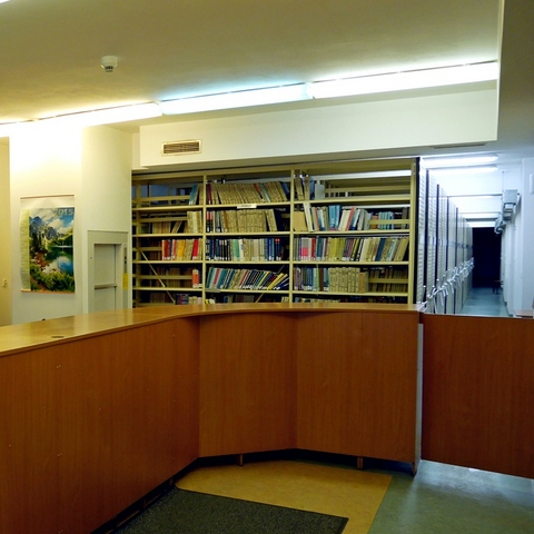 Mechanical Engineering Library